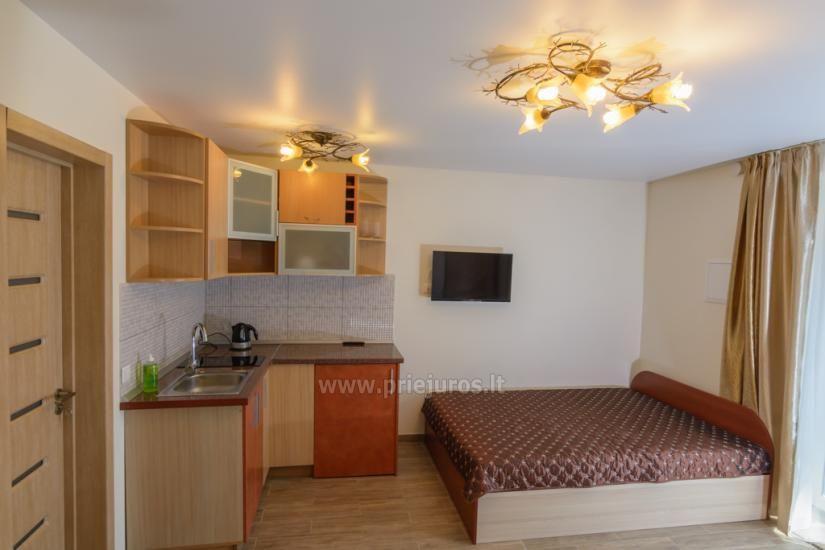 Przytulne 1 pokojowe mieszkania do wynajęcia w Połądze - 4