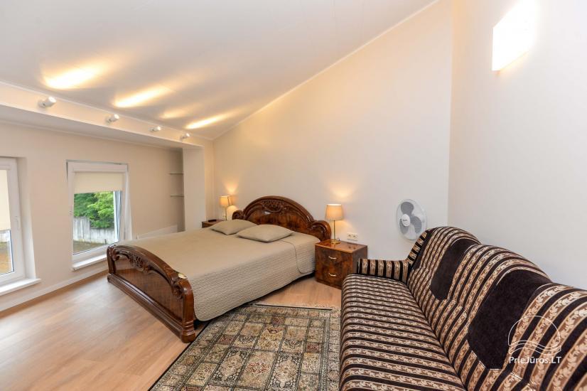 Dwa pokoje mieszkanie z tarasem w Juodkrante, Mierzeja Kurońska - 10