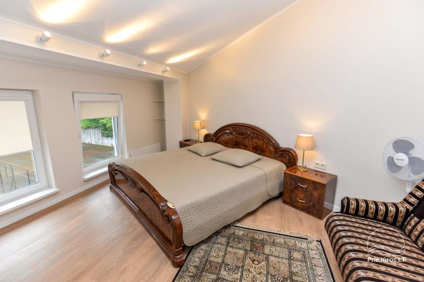 Dwa pokoje mieszkanie z tarasem w Juodkrante, Mierzeja Kurońska - 11