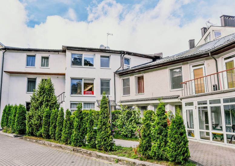 Dwa pokoje mieszkanie z tarasem w Juodkrante, Mierzeja Kurońska - 2