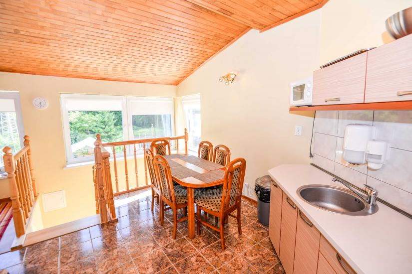 Dwa pokoje mieszkanie z tarasem w Juodkrante, Mierzeja Kurońska - 8