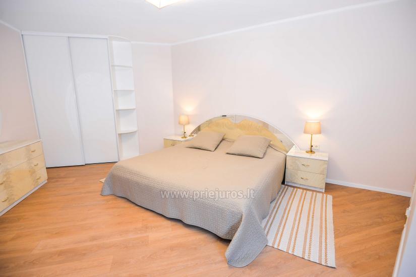 Dwa pokoje mieszkanie z tarasem w Juodkrante, Mierzeja Kurońska - 1