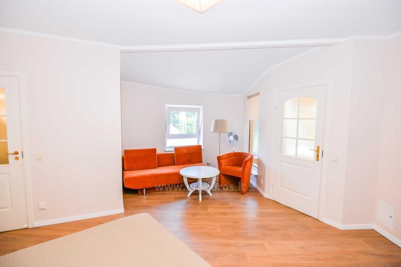 Dwa pokoje mieszkanie z tarasem w Juodkrante, Mierzeja Kurońska - 4