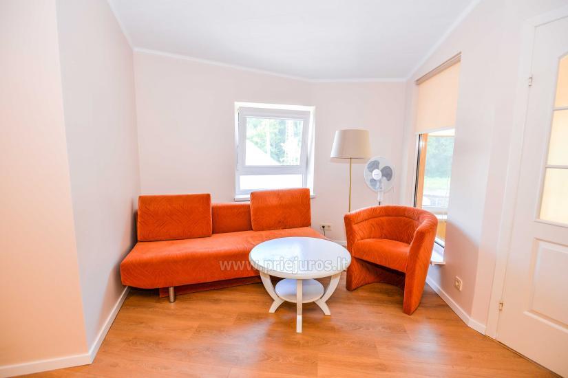 Dwa pokoje mieszkanie z tarasem w Juodkrante, Mierzeja Kurońska - 3