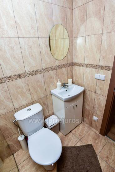 Przytulne mieszkanie do wynajęcia w Kunigiskes, w Połądze - 9