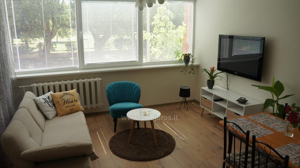Krótkoterminowy wynajem mieszkania w Kłajpedzie, Litwa - 17