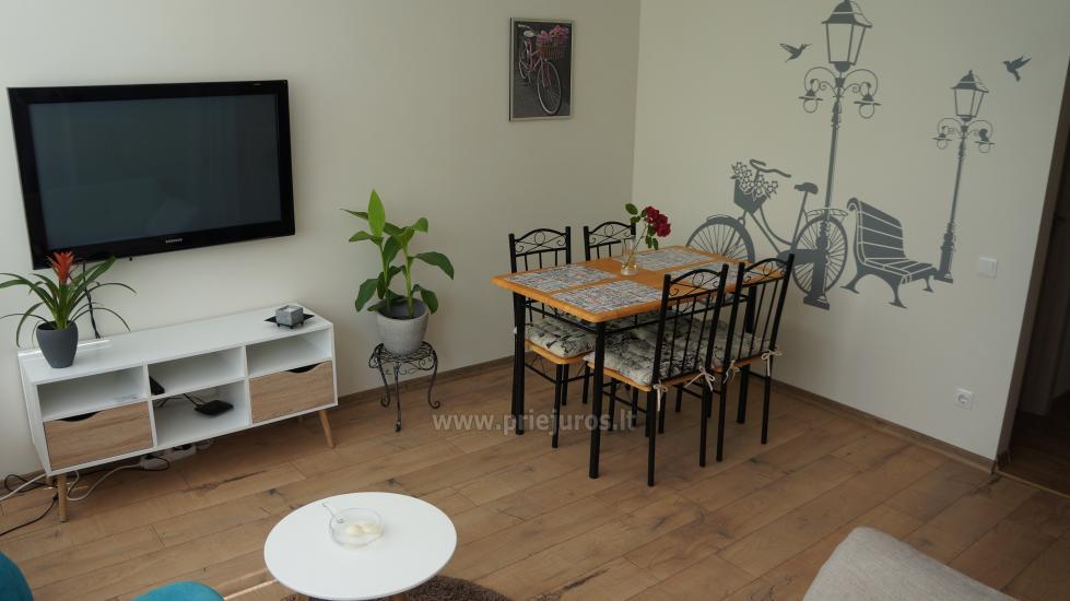 Krótkoterminowy wynajem mieszkania w Kłajpedzie, Litwa - 18
