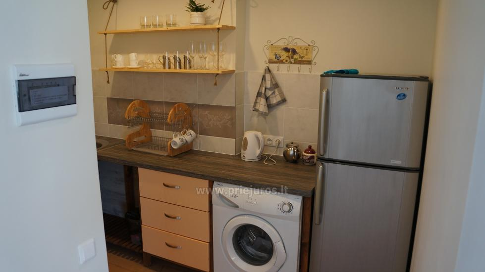 Krótkoterminowy wynajem mieszkania w Kłajpedzie, Litwa - 19