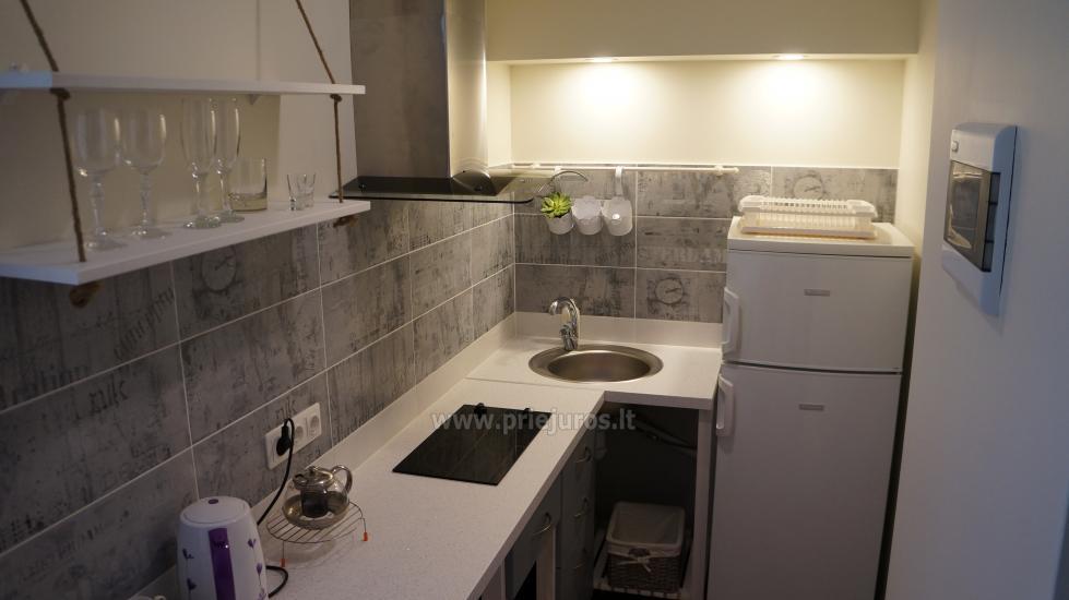 Krótkoterminowy wynajem mieszkania w Kłajpedzie, Litwa - 23