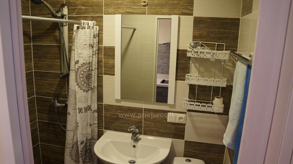 Krótkoterminowy wynajem mieszkania w Kłajpedzie, Litwa - 24