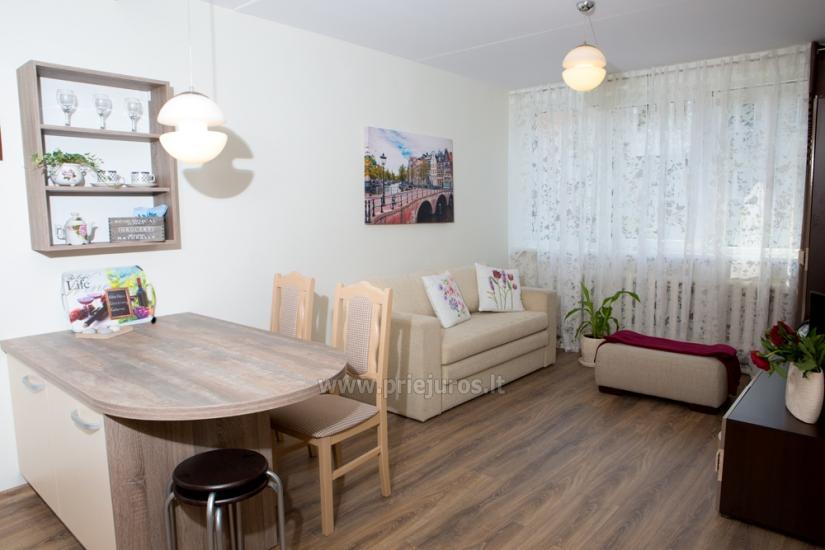 Krótkoterminowy wynajem mieszkania w Kłajpedzie, Litwa - 1