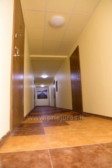 Krótkoterminowy wynajem mieszkania w Kłajpedzie, Litwa - 11