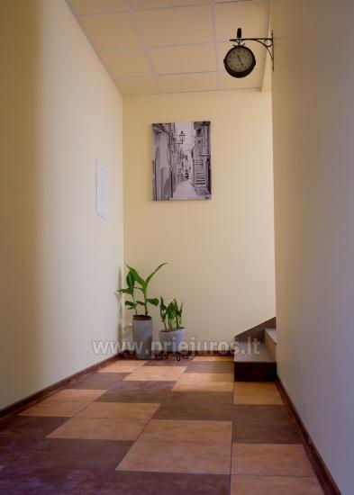 Krótkoterminowy wynajem mieszkania w Kłajpedzie, Litwa - 12