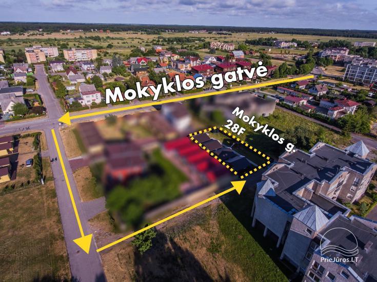 Domy wypoczynkowe Vakaris w Sventoji, Street Inn Mokyklos - 14