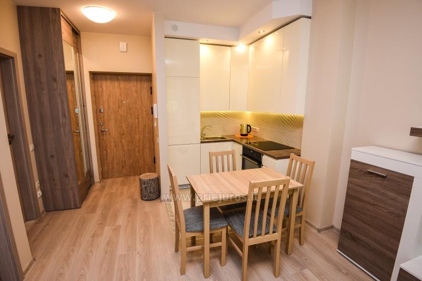 Nowe 2 pokoje mieszkanie z parkingiem. Telewizja, Internet, klimatyzator - 3