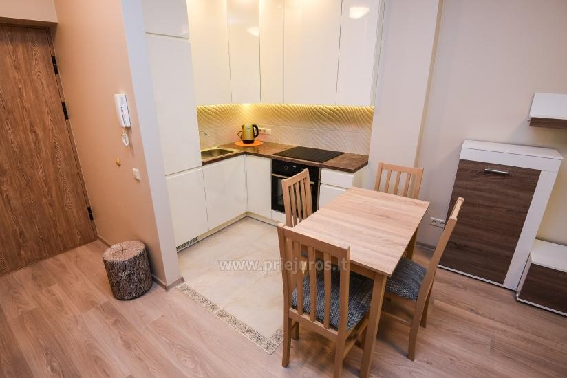 Nowe 2 pokoje mieszkanie z parkingiem. Telewizja, Internet, klimatyzator - 5