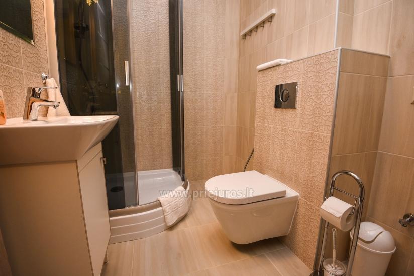 Nowe 2 pokoje mieszkanie z parkingiem. Telewizja, Internet, klimatyzator - 8