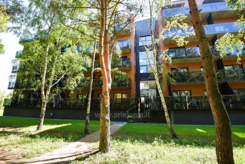 Nowe 2 pokoje mieszkanie z parkingiem. Telewizja, Internet, klimatyzator - 11