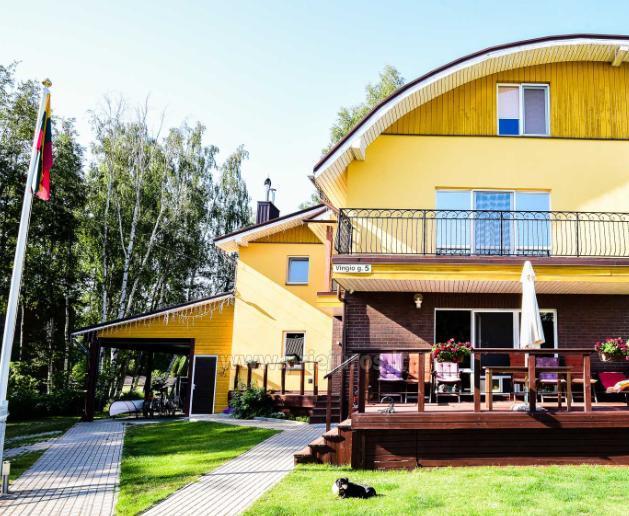 Pokoje do wynajęcia w Villa Vingis, w Kunigiskiai - 1