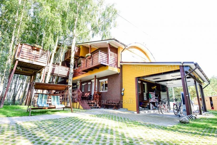 Pokoje do wynajęcia w Villa Vingis, w Kunigiskiai - 2