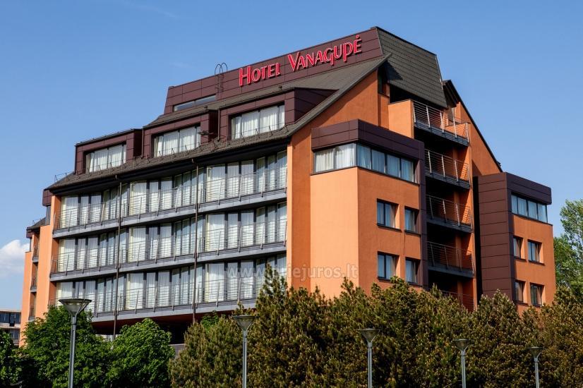 Hotel w Poladze Vanagupe ***** - 1