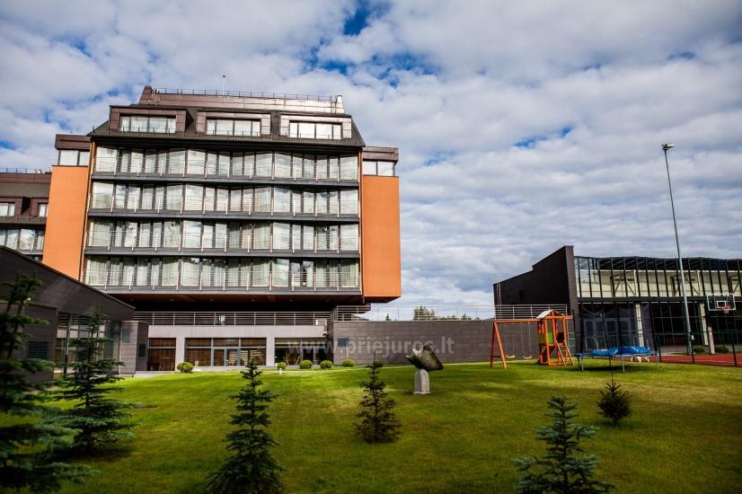 Hotel w Poladze Vanagupe ***** - 2
