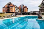 Hotel w Poladze Vanagupe *****. Restauracja, centrum SPA, sale konferencyjne, basen, taras zewnętrzny
