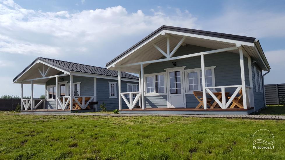Nowe domy wakacyjne do wynajęcia - 2