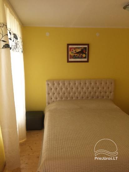 Sventoji. Pokoje, domki, apartamenty, kemping - SummerCity.LT - 3