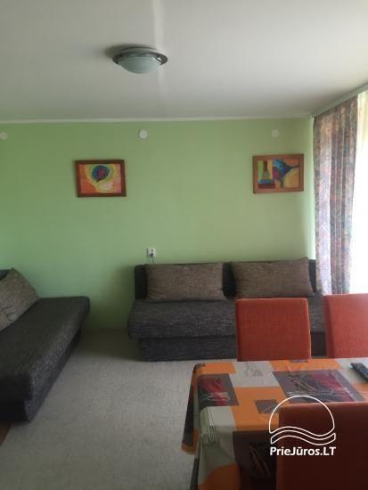 Sventoji. Pokoje, domki, apartamenty, kemping - SummerCity.LT - 5
