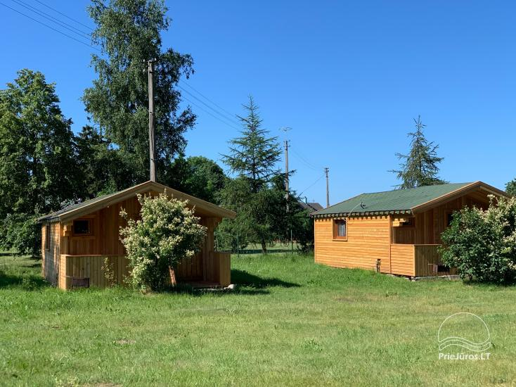 Sventoji. Pokoje, domki, apartamenty, kemping - SummerCity.LT - 10