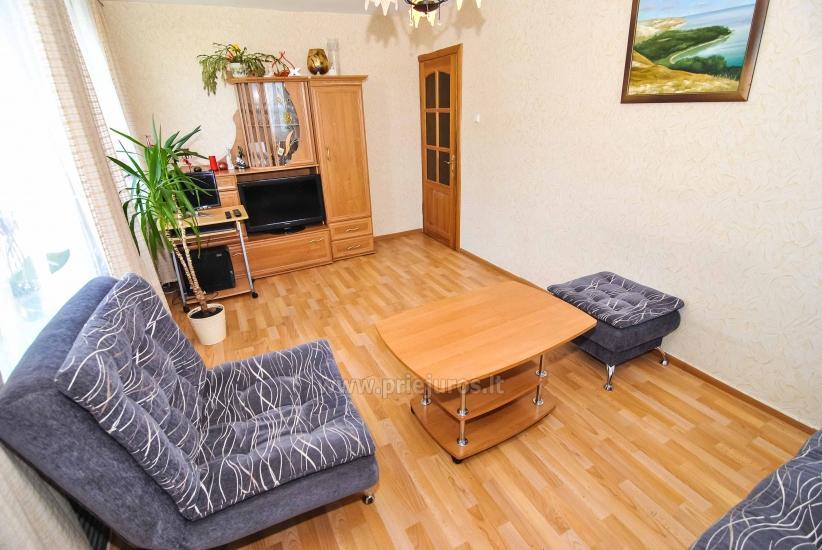 Mieszkanie do wynajęcia w Nidzie (do 6 osób), obok laguny. Domek na podwórku. - 12