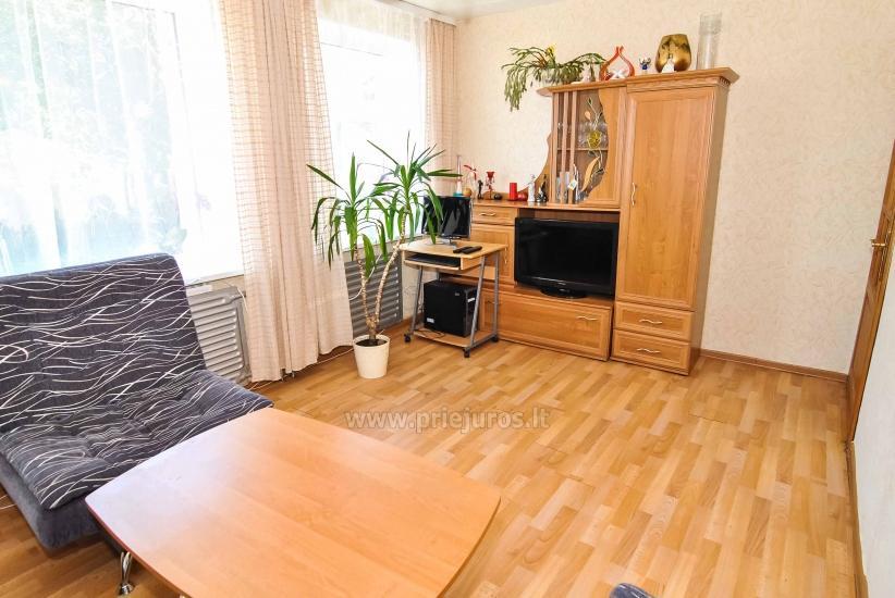 Mieszkanie do wynajęcia w Nidzie (do 6 osób), obok laguny. Domek na podwórku. - 13