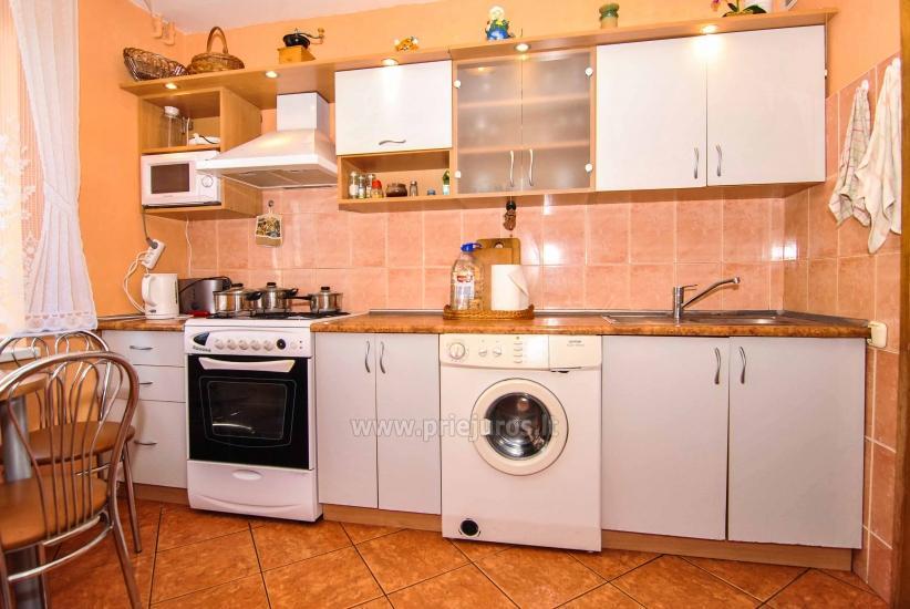 Mieszkanie do wynajęcia w Nidzie (do 6 osób), obok laguny. Domek na podwórku. - 19