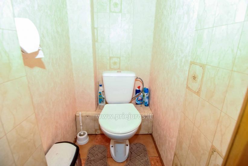Mieszkanie do wynajęcia w Nidzie (do 6 osób), obok laguny. Domek na podwórku. - 23