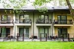 Villa Miško - podwójne, potrójne, poczwórne apartamenty w Palanga
