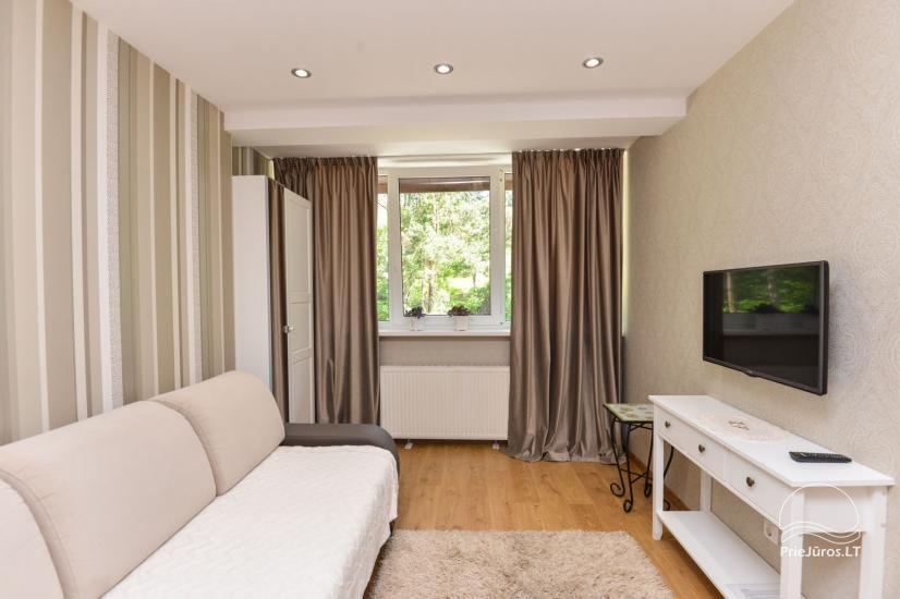 1 pokojowe mieszkanie do wynajecia w Nidzie - 4