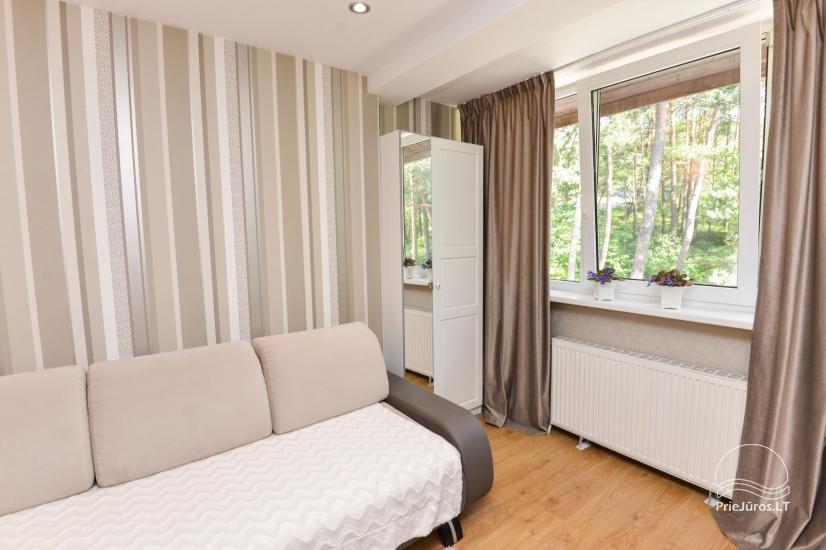 1 pokojowe mieszkanie do wynajecia w Nidzie - 6
