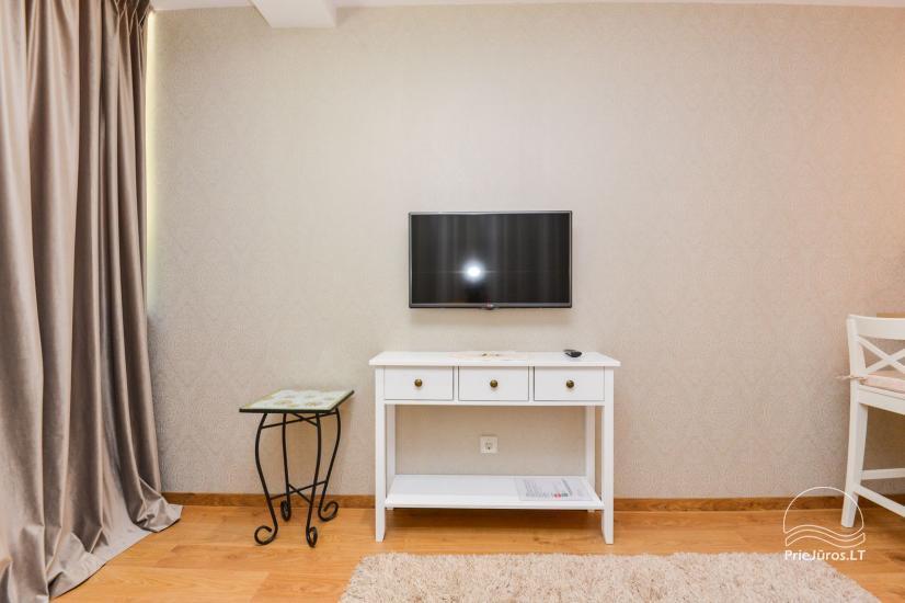 1 pokojowe mieszkanie do wynajecia w Nidzie - 7