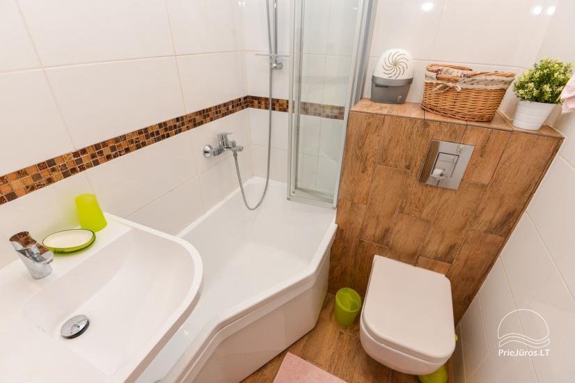 1 pokojowe mieszkanie do wynajecia w Nidzie - 9