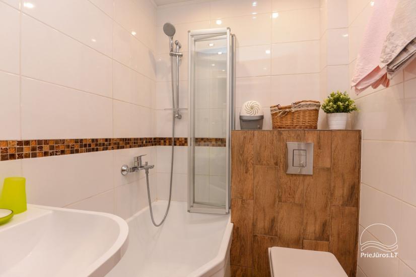 1 pokojowe mieszkanie do wynajecia w Nidzie - 10