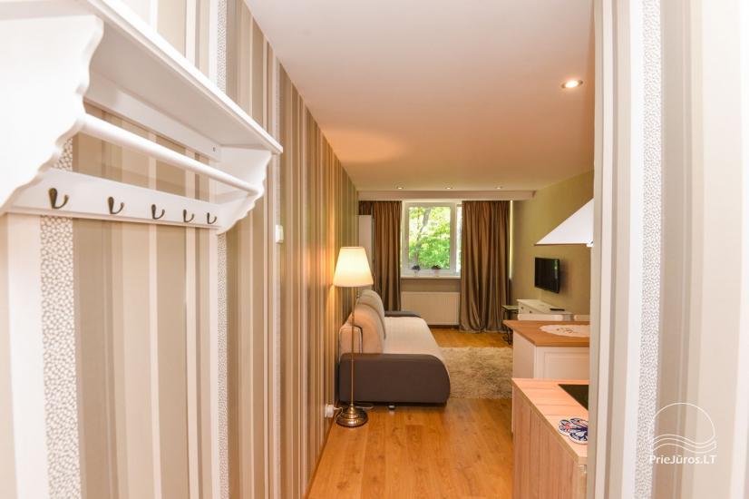 1 pokojowe mieszkanie do wynajecia w Nidzie - 11