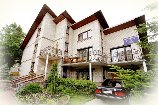 Willa w Palanga Pas Justina. Apartamenty, pokoje, domek - 1