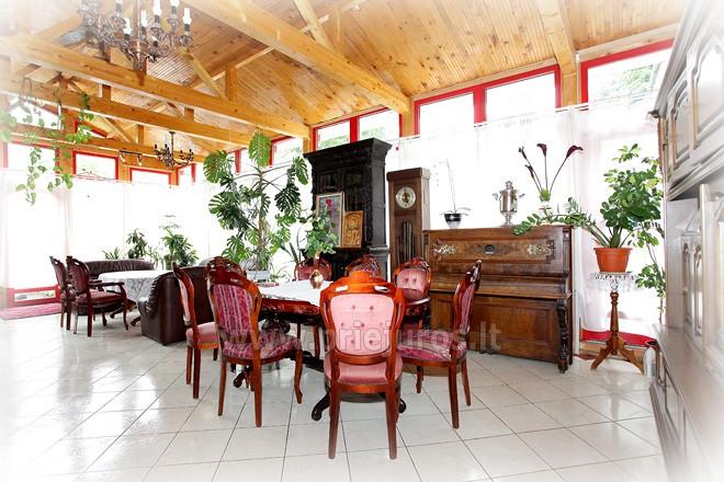 Willa w Palanga Pas Justina. Apartamenty, pokoje, domek - 2
