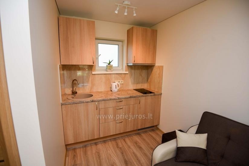 Nowe mieszkania, apartamenty, domy wakacyjne do wynajęcia VILA TANTE - 5