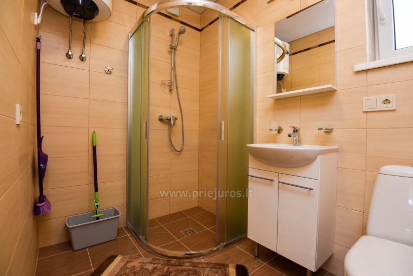 Nowe mieszkania, apartamenty, domy wakacyjne do wynajęcia VILA TANTE - 6