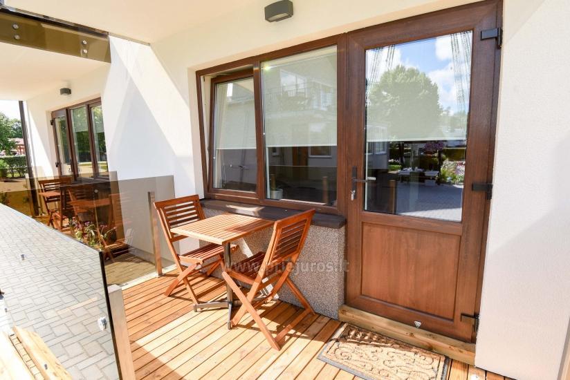 Nowe mieszkania, apartamenty, domy wakacyjne do wynajęcia VILA TANTE - 7