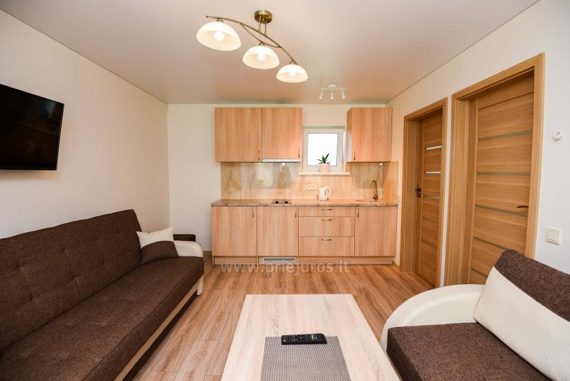 Nowe mieszkania, apartamenty, domy wakacyjne do wynajęcia VILA TANTE - 9