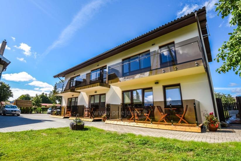 Nowe mieszkania, apartamenty, domy wakacyjne do wynajęcia VILA TANTE - 38