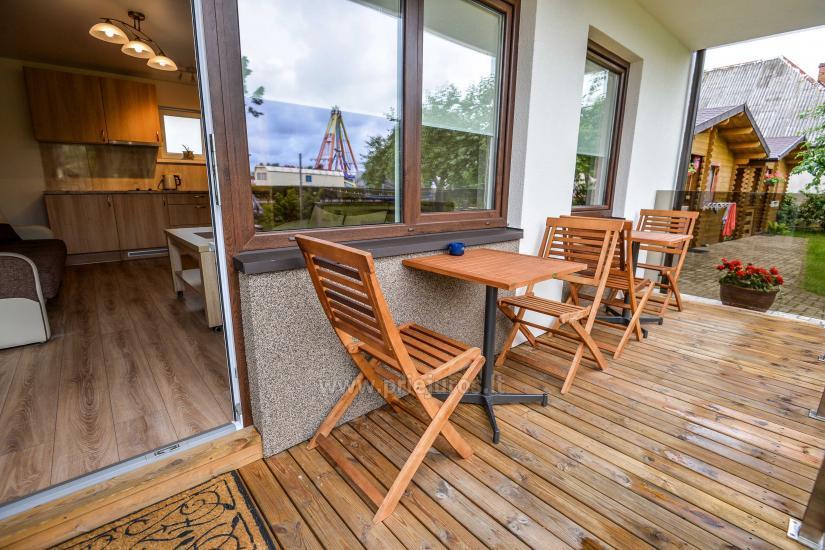 Nowe mieszkania, apartamenty, domy wakacyjne do wynajęcia VILA TANTE - 13